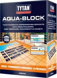 generico trattamenti pietre AQUA-BLOCK Terrazzi e Balconi Selena da 1+1-5+5 l