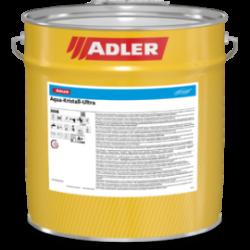 vernici incolori all'acqua Aqua-Kristall-Ultra Adler da 4-22 kg