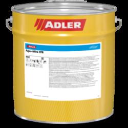 vernici incolori all'acqua Aqua-Mira CFB Adler da 5-25 kg