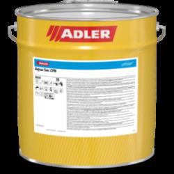 vernici incolori all'acqua Aqua-Sec CFB Adler da 4-22 kg