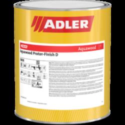 prodotti vernicianti per porte Aquawood Protor-Finish D Adler da 2,2-8 kg