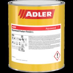 prodotti vernicianti per porte Aquawood Protor-Finish L Adler da 2,2-8 kg