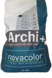 generico decorativi Archi + Concrete Novacolor da 15 kg