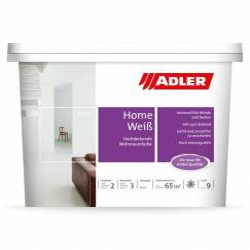 generico idropitture interni Aviva Home-Weiß Adler da 3-9-15 l