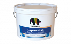 generico idropitture interni Capaweiss Caparol da 4-14 l