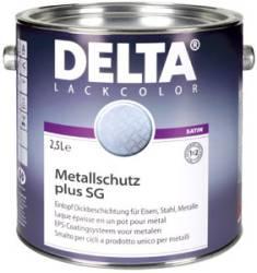 generico smalti a solvente Delta Metallschutz plus SG CD-Color da 1-2-10 l