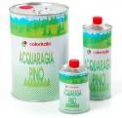 generico solventi Diluente Acquaragia Pino Coloritalia da 1-5-25-200 l