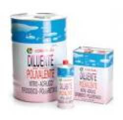 generico solventi Diluente Polivalente Coloritalia da 5-25-200 l