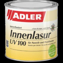 finiture per l'interno Innenlasur UV 100 Adler da 0,75-3 l