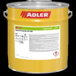 protettivi del legno mordenzati Lignovit Interior UV 100 Adler da 4-18 l