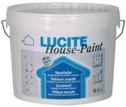 generico idropitture esterni Lucite Hausfarbe CD-Color da 1-5-12 l