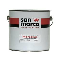 generico smalti a solvente Marcolux San Marco da 0,75-4 l