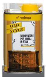 generico restauro legno Old Style Veleca da 0,25 l