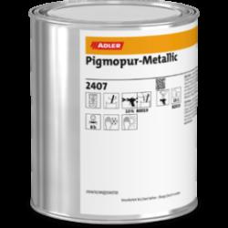 vernici bi-componenti colorate Pigmopur-Metallic Adler da 1-4-20 kg