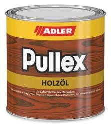 protettivi del legno mordenzati Pullex Holzöl Adler da 0,75-2,5-10 l