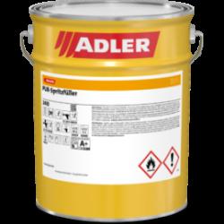 vernici bi-componenti colorate PUR-Spritzfüller Adler da 4-30 kg
