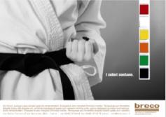Campagna Pubblicitaria Breco Karate