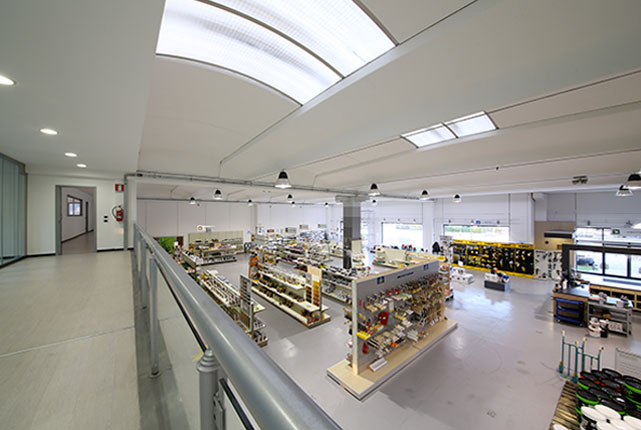showroom Breco